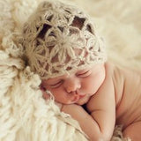 The Blueberry Hill® Daisy Mohair Bonnet