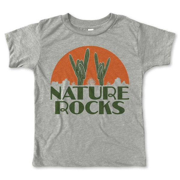 Rivet Apparel Co® Toddler | Youth Tee -Nature Rocks