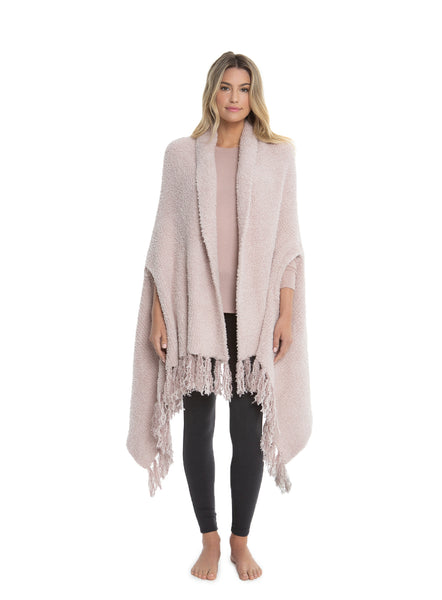 Barefoot Dreams® CozyChic Luxe® Laguna Wrap