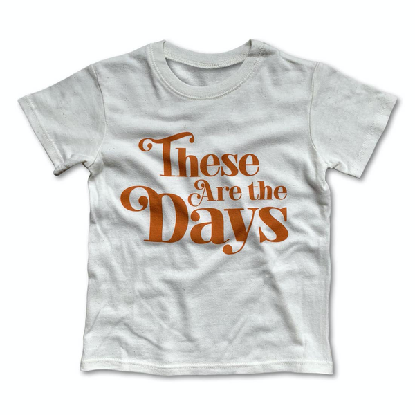 Rivet Apparel Co® Toddler | Youth Tee -These are the Days