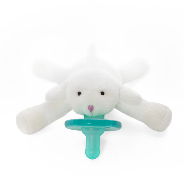 WubbaNub® Infant Pacifier - Little Lamb
