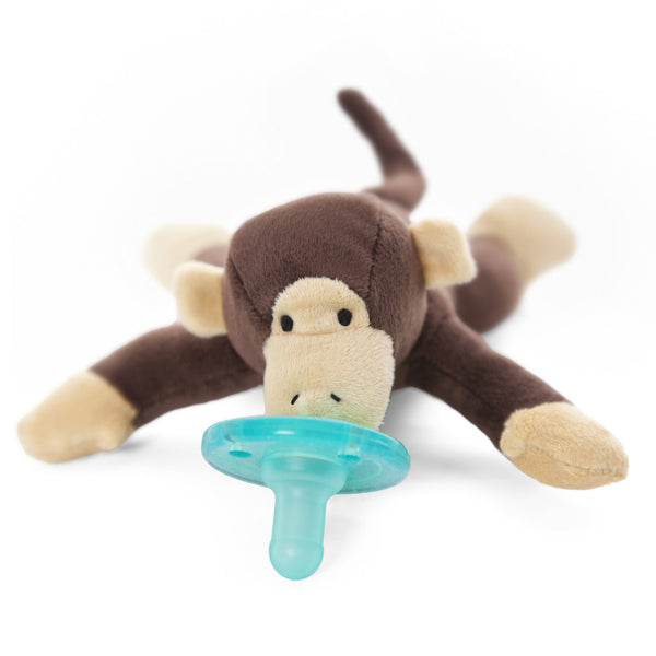 WubbaNub® Infant Pacifier - Monkey