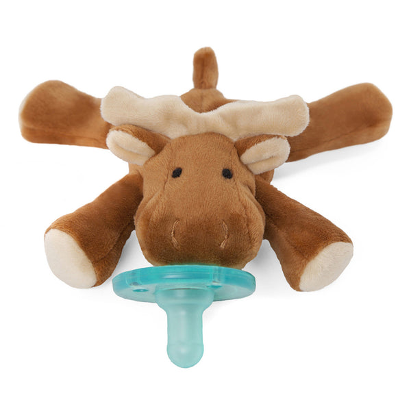 WubbaNub® Infant Pacifier - Baby Moose