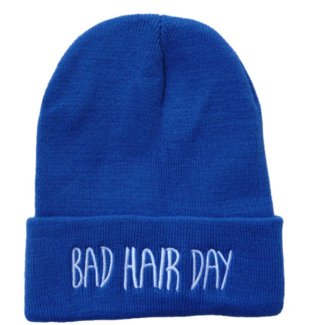 Bad Hair Day Beanie - One Cliq
