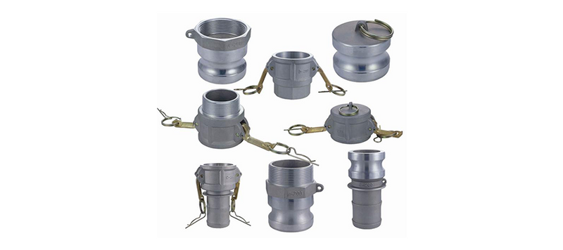 Aluminium Camlock Fittings