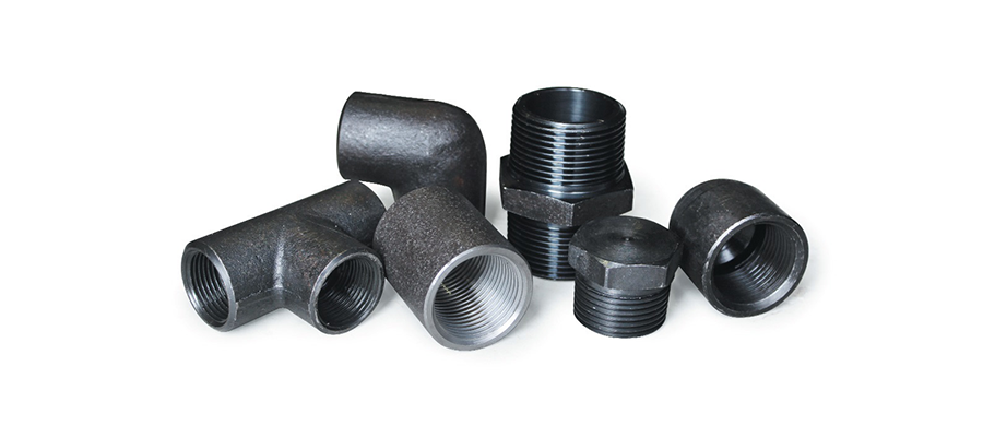 Black Steel Fittings