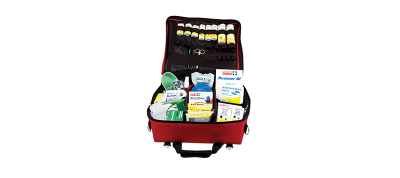First Aid Kits - Burns Treatment