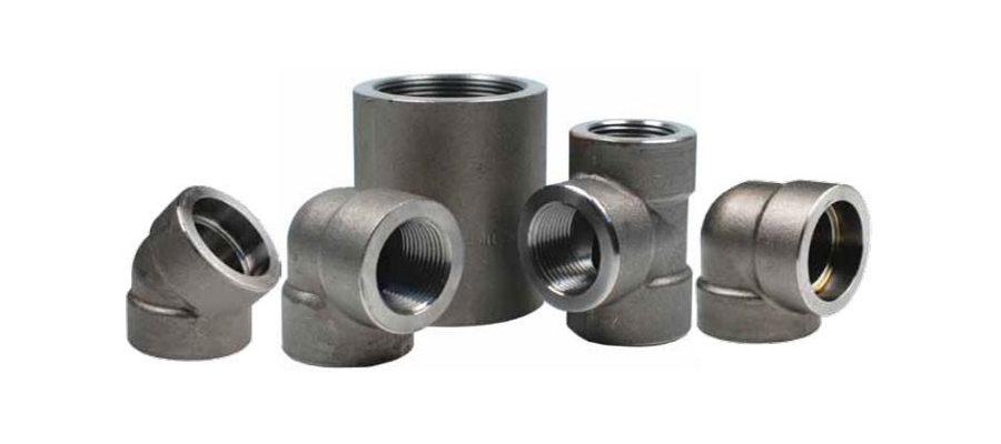 Carbon Steel 3000LB Fittings
