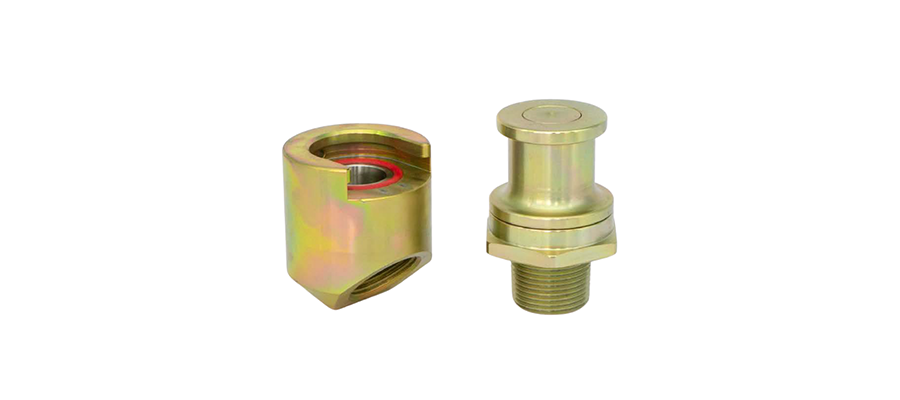 Couplings for Grease