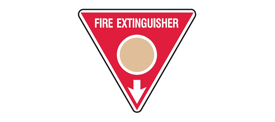 Fire Equipment Signs and Tags