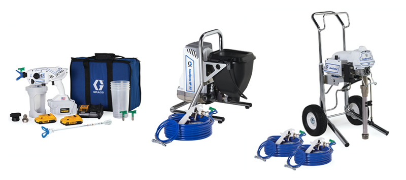 SaniSpray Disinfectant Sprayers