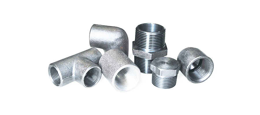 Galvanised Steel Fittings