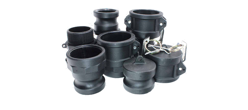 Polypropylene Camlock Fittings