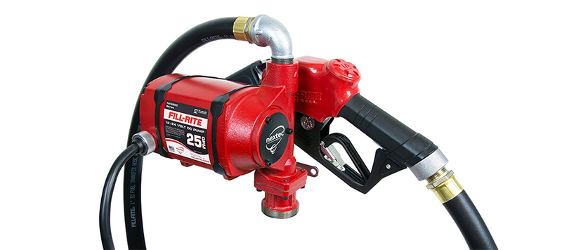 Pumps 24V DC for Petrol