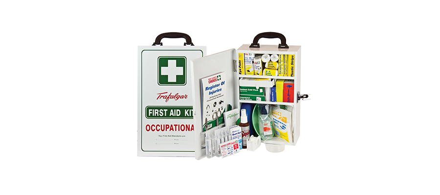 First Aid Kits - Workplace