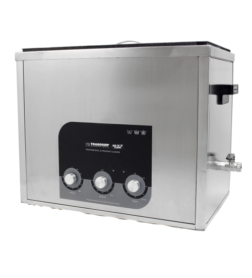 Tradequip Ultrasonic Parts Cleaner 36 Litre 1039T