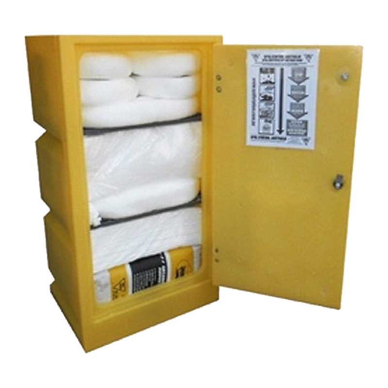 GO Industrial Cabinet General Purpose Spill Kit 130L TSS130GP