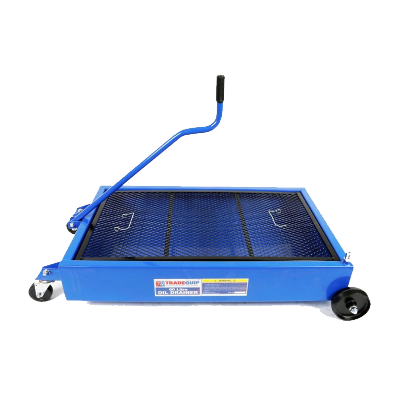 Tradequip Waste Oil Drain Trolley 60 Litre 1146T