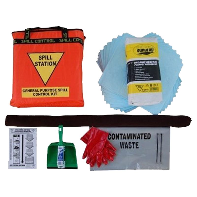 GO Industrial General Purpose Vehicle Spill Kit 32L TSS32GP