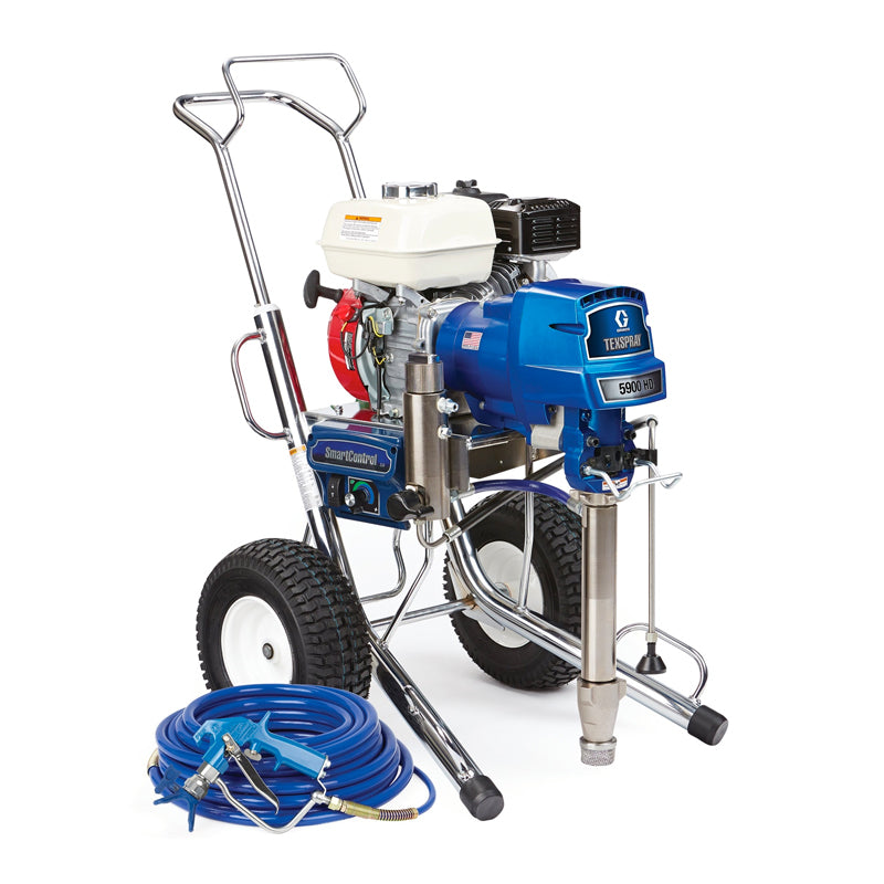 GRACO TexSpray 5900 HD Petrol Airless Sprayer Range
