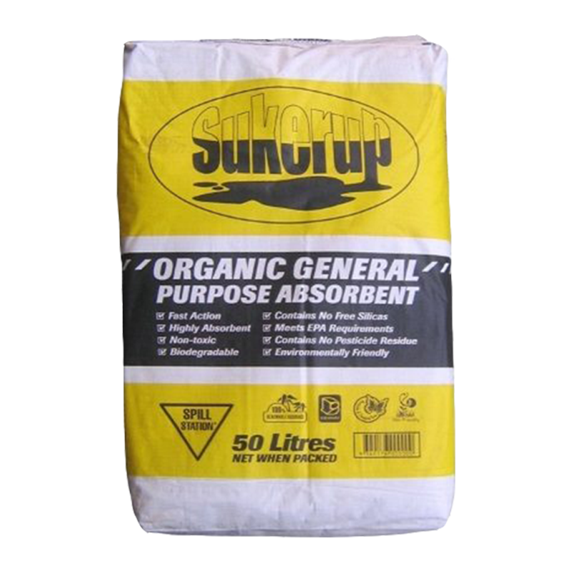 GO Industrial Organic General Purpose Absorbent 50L OA50L