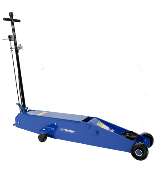 Tradequip Trolley Jack Air / Hydraulic 10 Tonne Long Chassis 2826