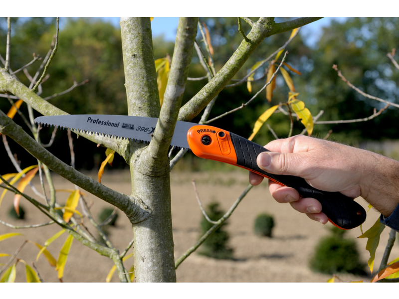 "Bahco Pruning Saw Foldable XT Toothing 190mm (7.5"")"
