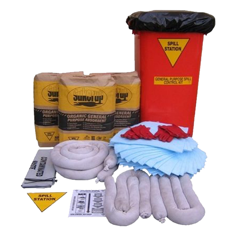 GO Industrial General Purpose Spill Kit 270L TSS240GP