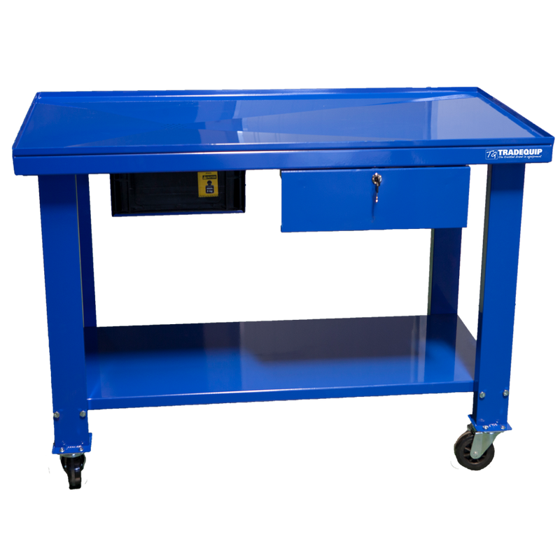 Tradequip Mobile Work Bench 6047