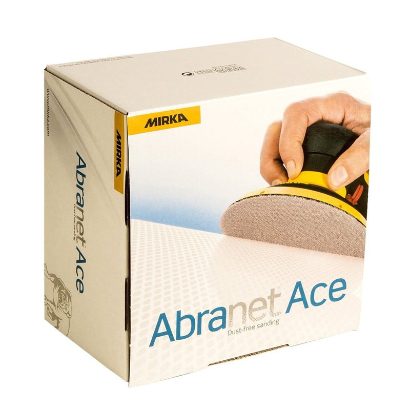 Mirka Abranet® Ace - 150mm Disc Range