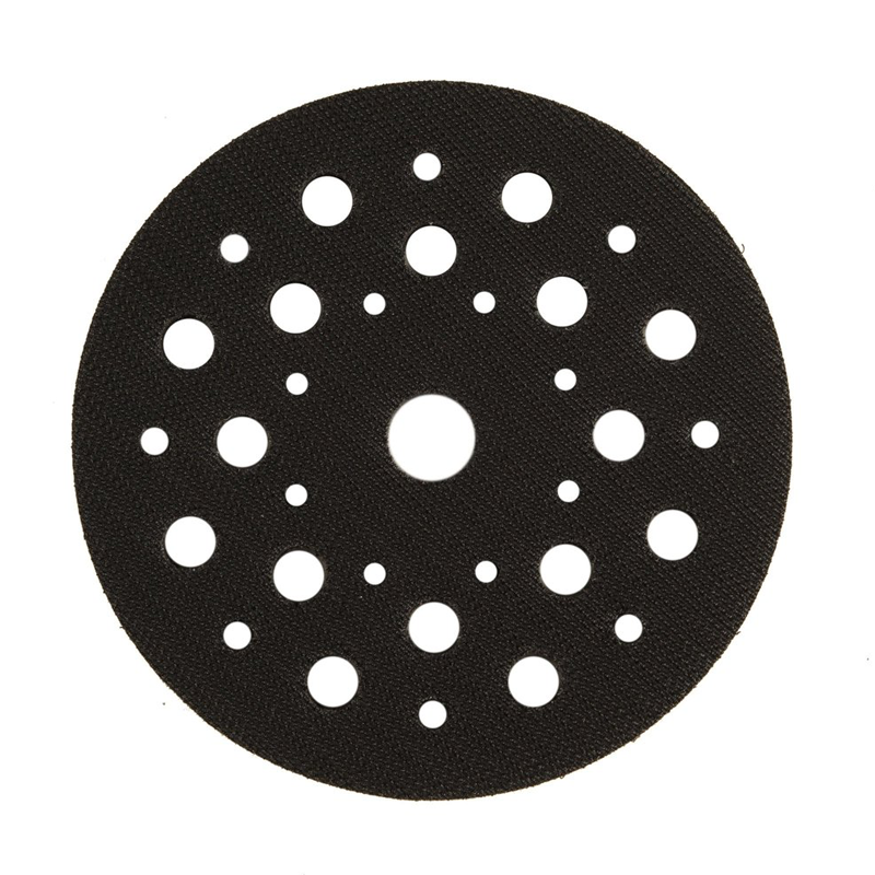 Mirka® Pad Saver for DEROS - 125mm, 33 Holes - 5 Pack
