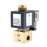 "GO Solenoid Valve 1/4"" B27 3 Way 2 Position Direct Acting Normally Closed"