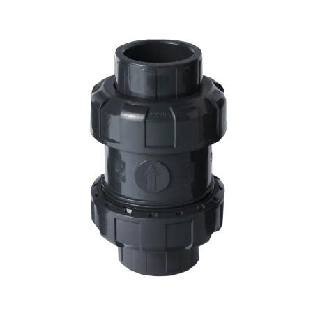 "GO Ball Check Valve PVC 1/2"" to 2"" BCP Range"