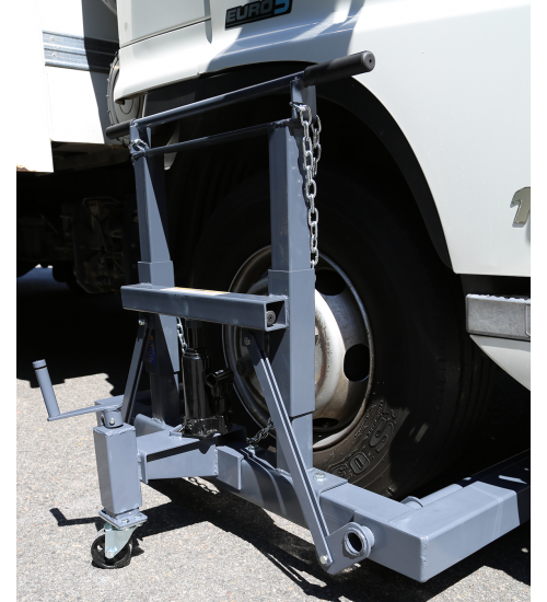 Borum 750kg Truck Wheel Lifter BTWD750
