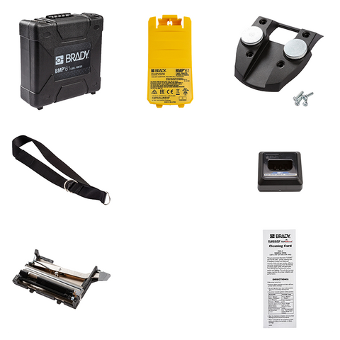 Brady Label Printers and Accessories