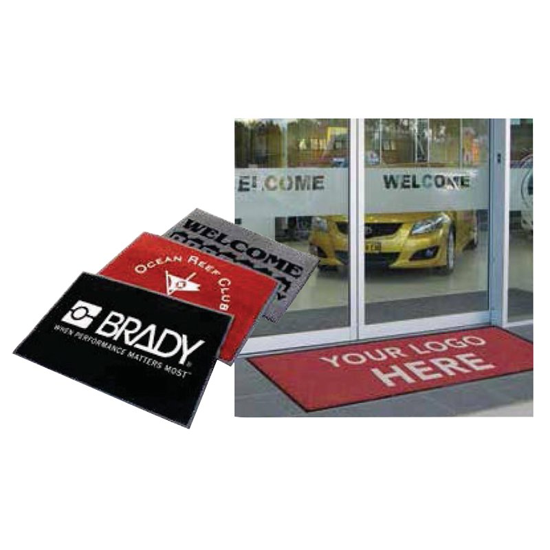 Brady Custom Entrance Mat Range