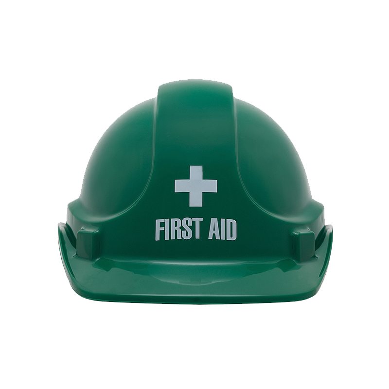 Brady First Aid Hard Hat 877742