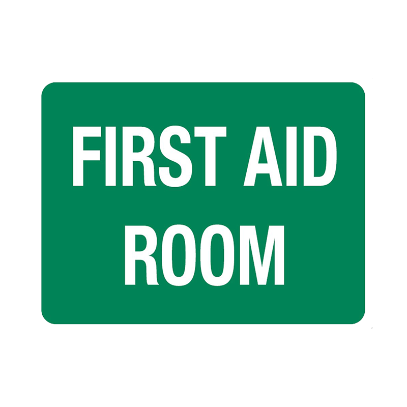 Brady First Aid Sign Range First Aid Room