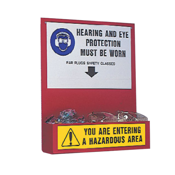 Brady Hearing and Eye Protection Safety Station 836774