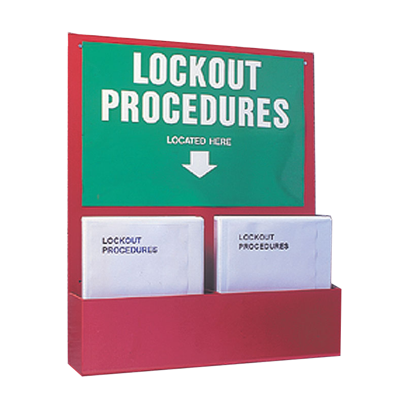 Brady Lockout Procedure Station 836499