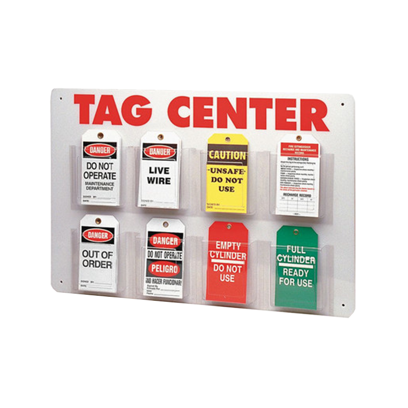 Brady Lockout Tag Centre 848742