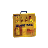 Brady Portable Valve and Electrical Lockout Station