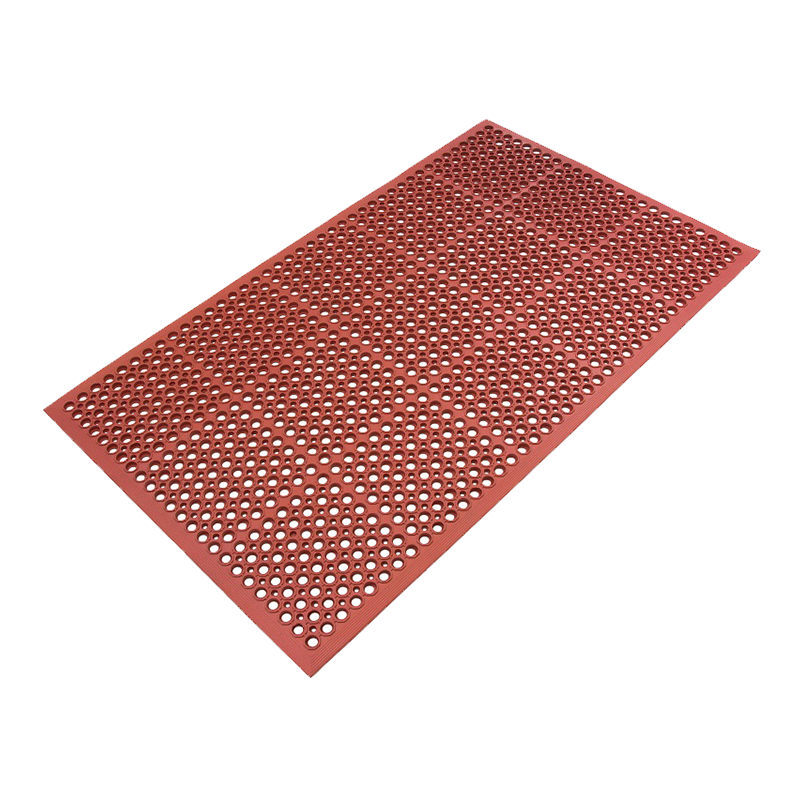 Brady Safety Cushion Mat Range 900x1500mm Terracotta 872216