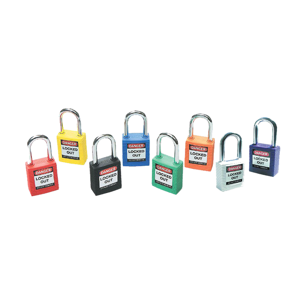 Brady Safety Plus Padlock Range
