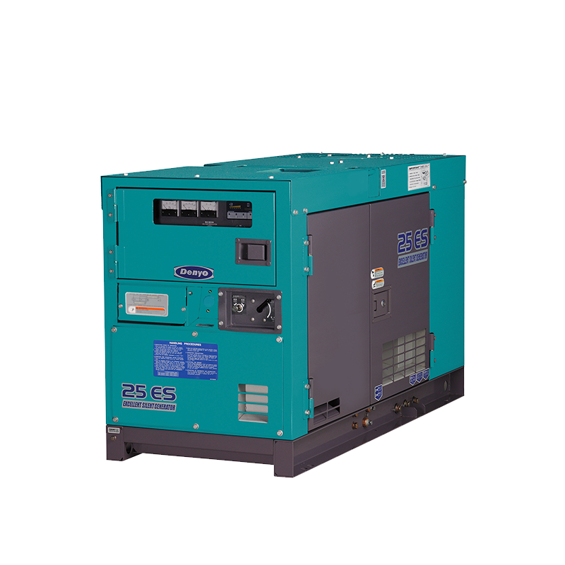 Denyo DCA Series Soundproof Diesel Generators