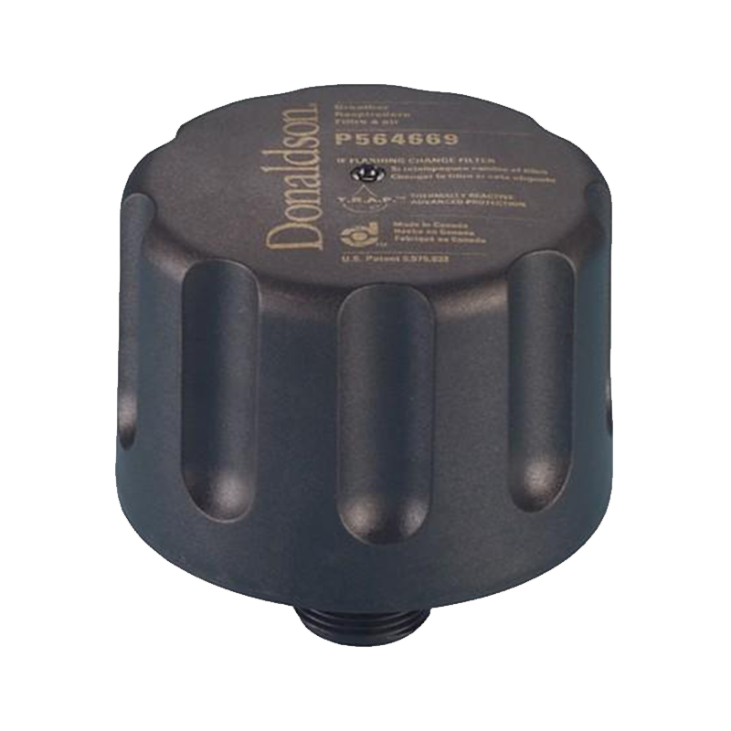 "Donaldson Tank Breather TRAP LED 1"" P564669"