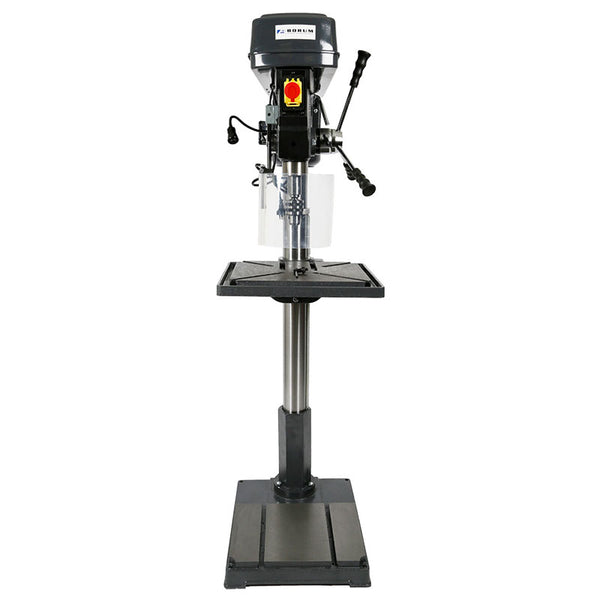 Borum Pedestal Drill Press 2 HP 12 Speed CH30T
