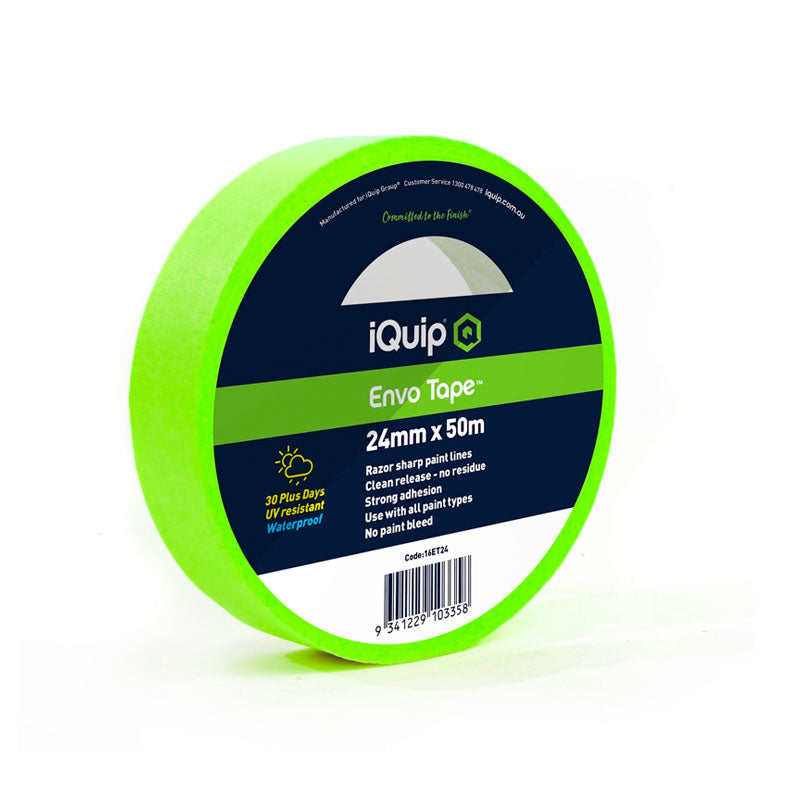 iQuip Envo Tape - 24mm x 50M Range