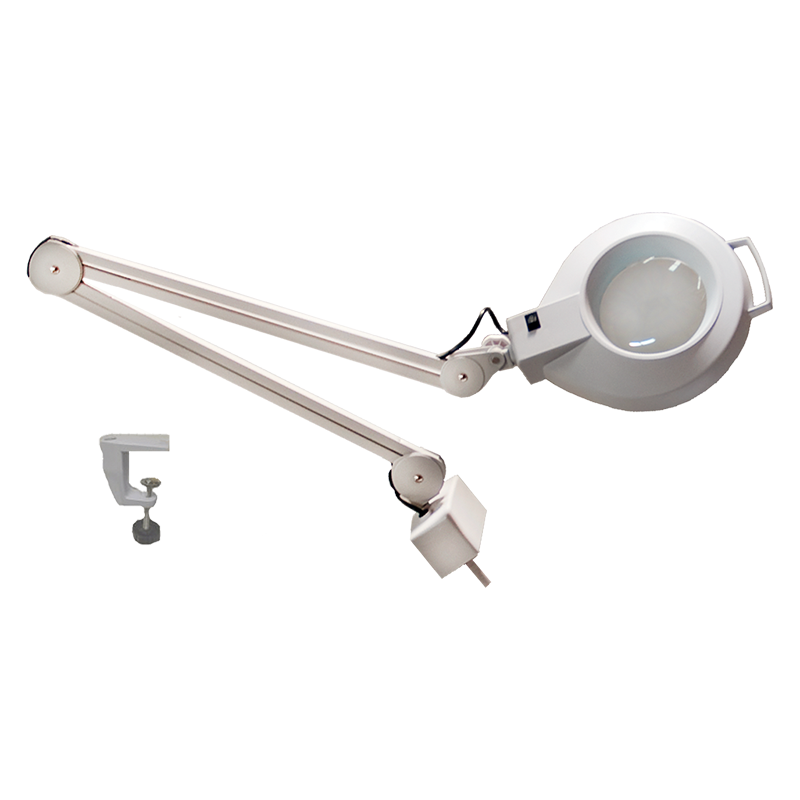 Examination Magnifying Lamp and Accessories
