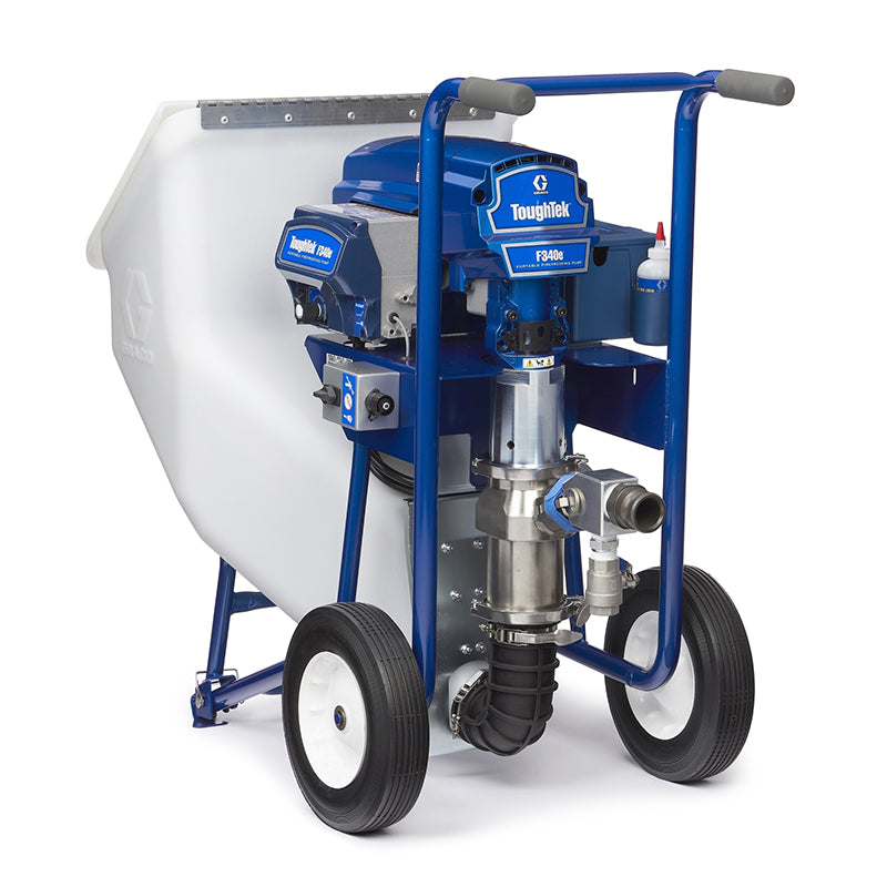 GRACO ToughTek F340e Portable Pump Range